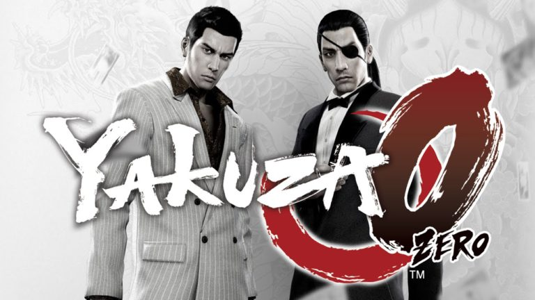 <h1> Yakuza 0 <br> <h3> | Awesome. Awesome to the Max.