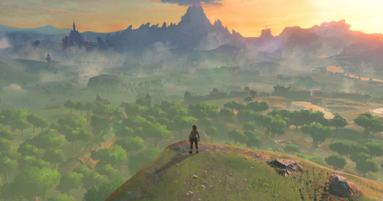 The Legend of Zelda: Breath of the Wild is rated M in Australia