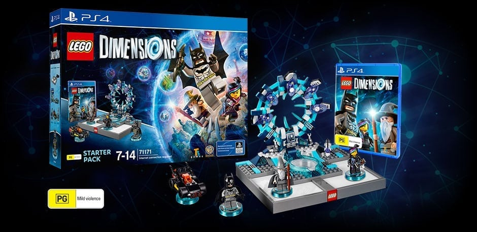 Meet LEGO Dimensions' newest heroes
