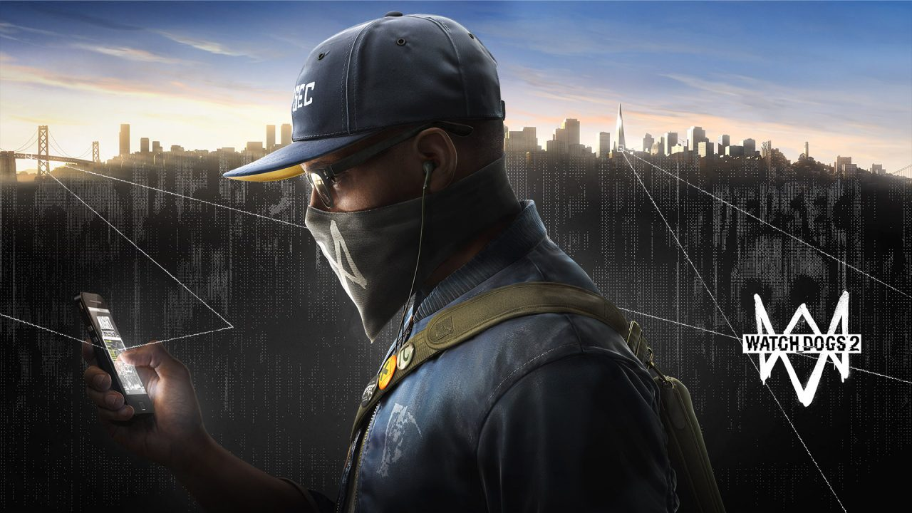 <h1> Watch_Dogs 2 <br> <h3>  | Hack in Black