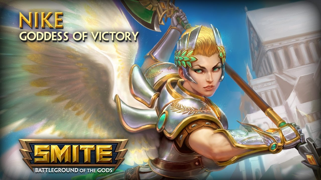 Win one of 25 Nike unlock codes for SMITE