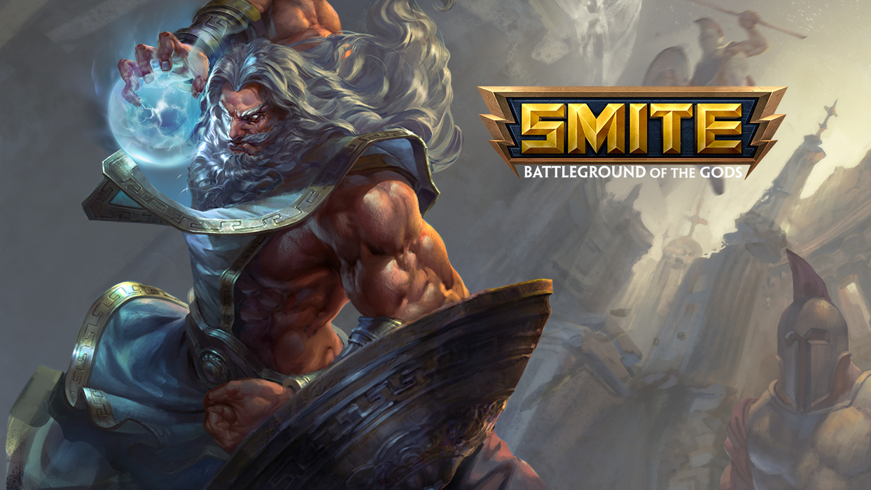 Win one of five SMITE Ultimate God Packs and five Digital Loot Packs