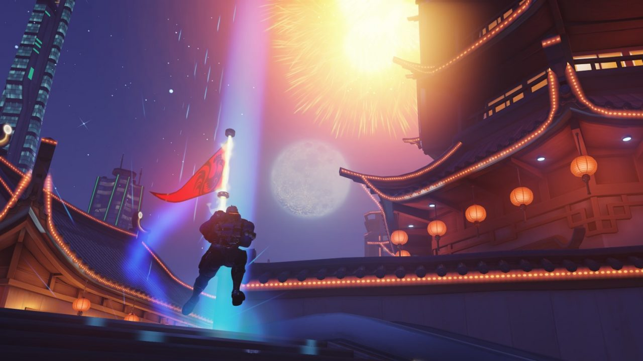 Overwatch's Capture the Flag is a rare misstep for Blizzard