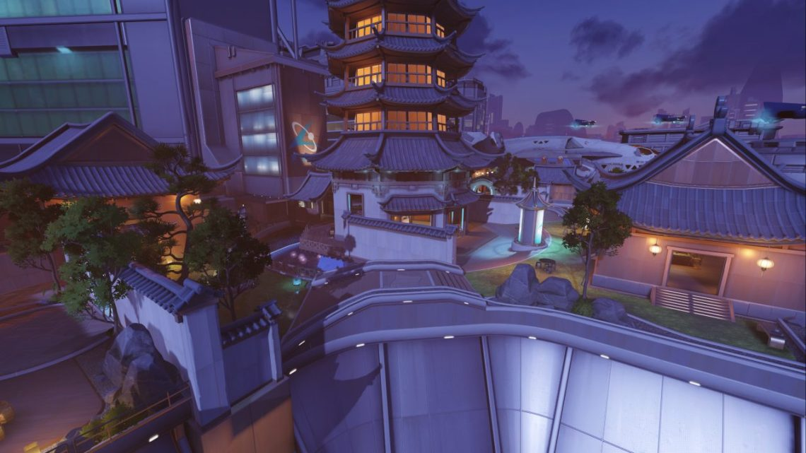 Overwatch Capture The Rooster Strategies For Each Stage