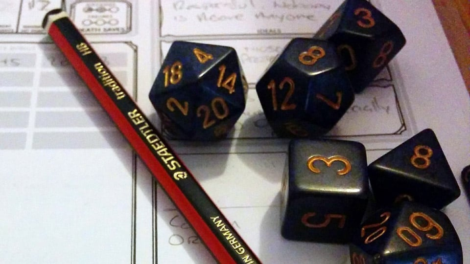 The DnD Diaries is my journal as a Dungeons & Dragons (DnD) newbie testing my wits and skills in my first ever tabletop campaign.