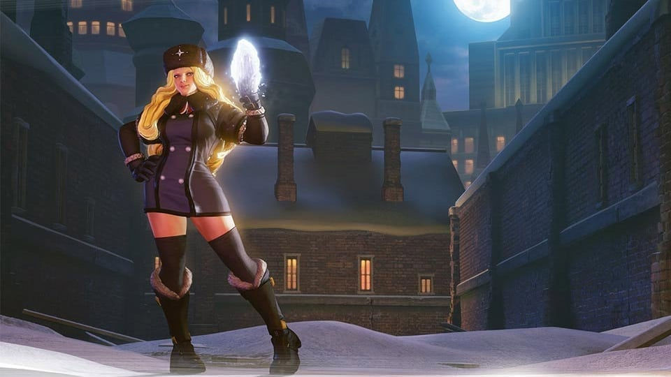 <h1> Street Fighter V&#8217;s Kolin: Who is she and what moves does she have? <br> <h3> Ice to meet her