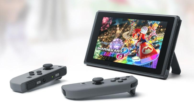 Fortnite for the Nintendo Switch rumored announcement at E3