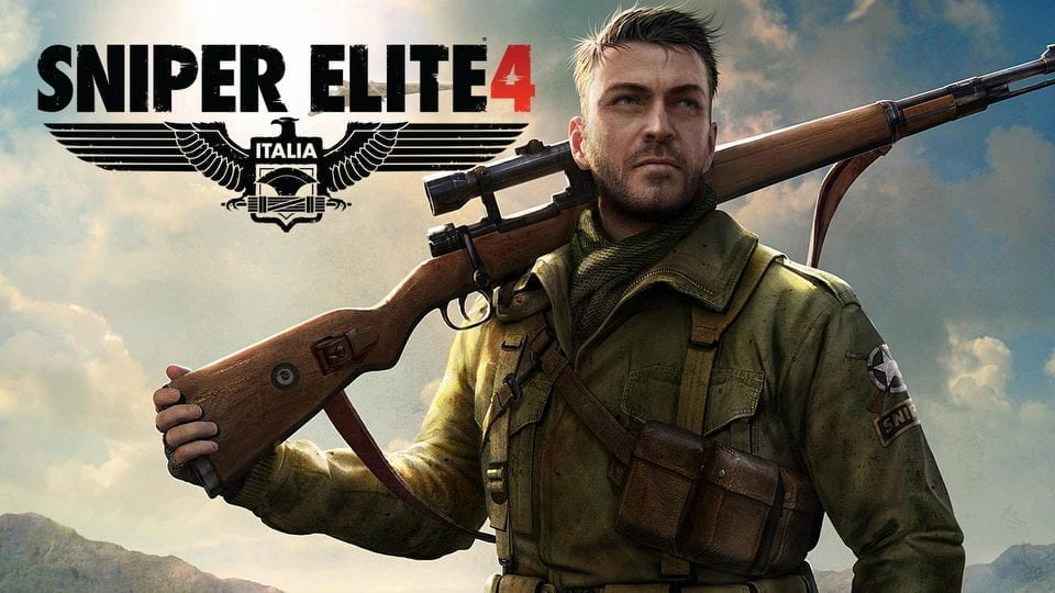 <h1> Sniper Elite 4 <br> <h3> | Open world Sniping