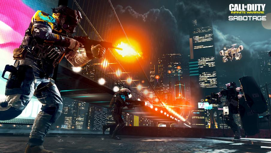 Call of Duty – Is Infinite Warfare's DLC worth it?