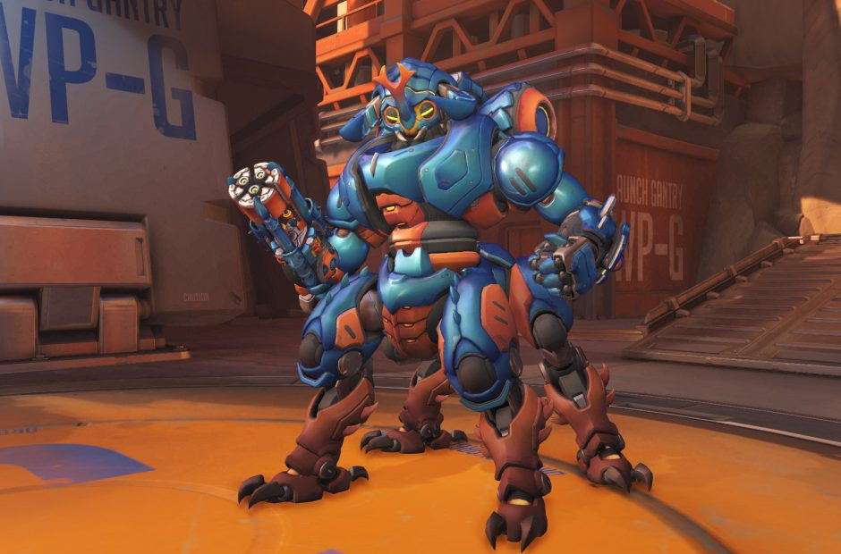 Overwatch S Latest Hero Orisa Has A Week S Delay For