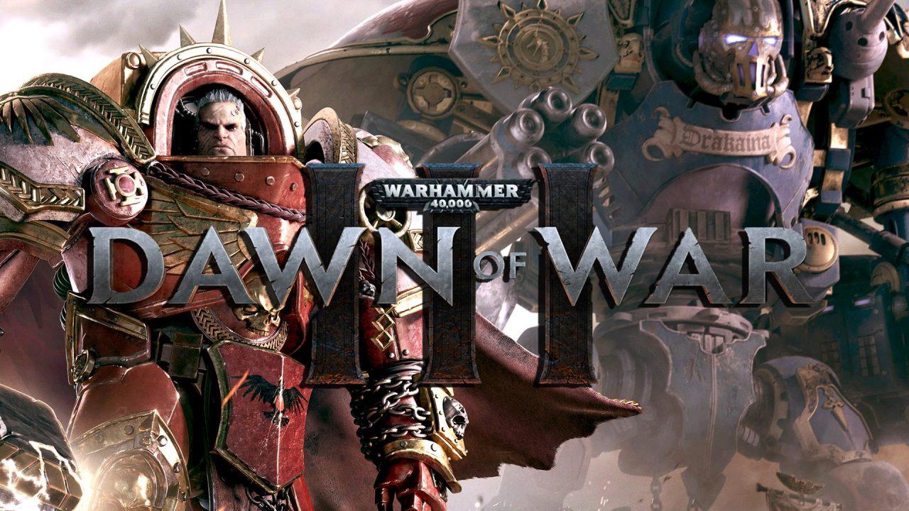 <h1> Review &#8211; Dawn of War III <br> <h3> | WAAAAAGH!