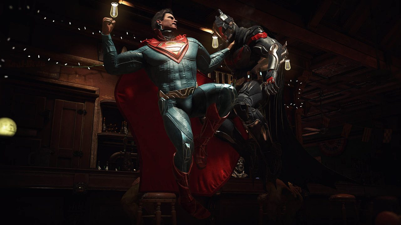 NetherRealm: Players are playing Injustice 2 for 50 hours or more