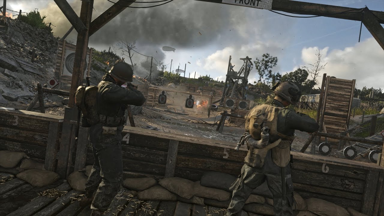 Headquarters is Call of Duty's first ever social space