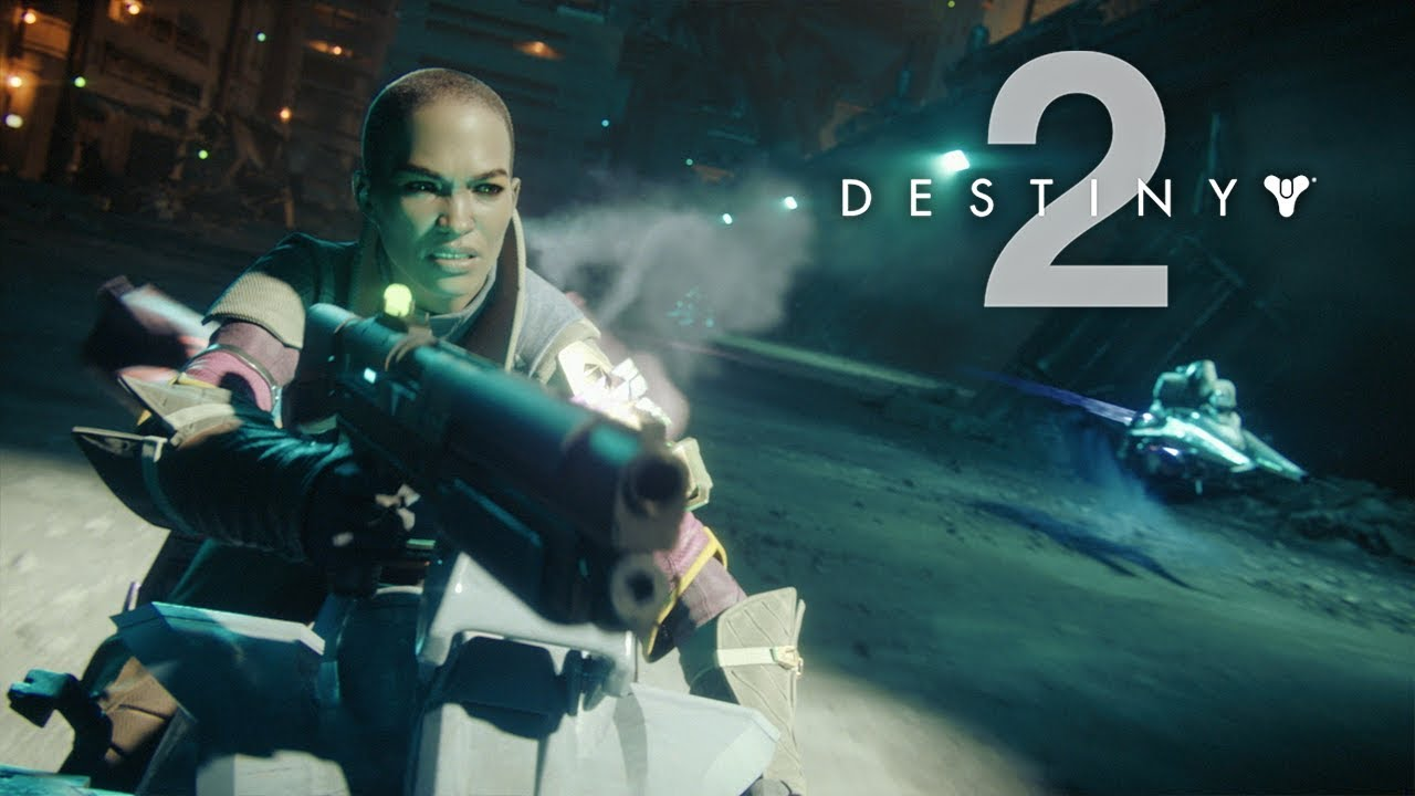 Countdown to Destiny 2 with the launch trailer