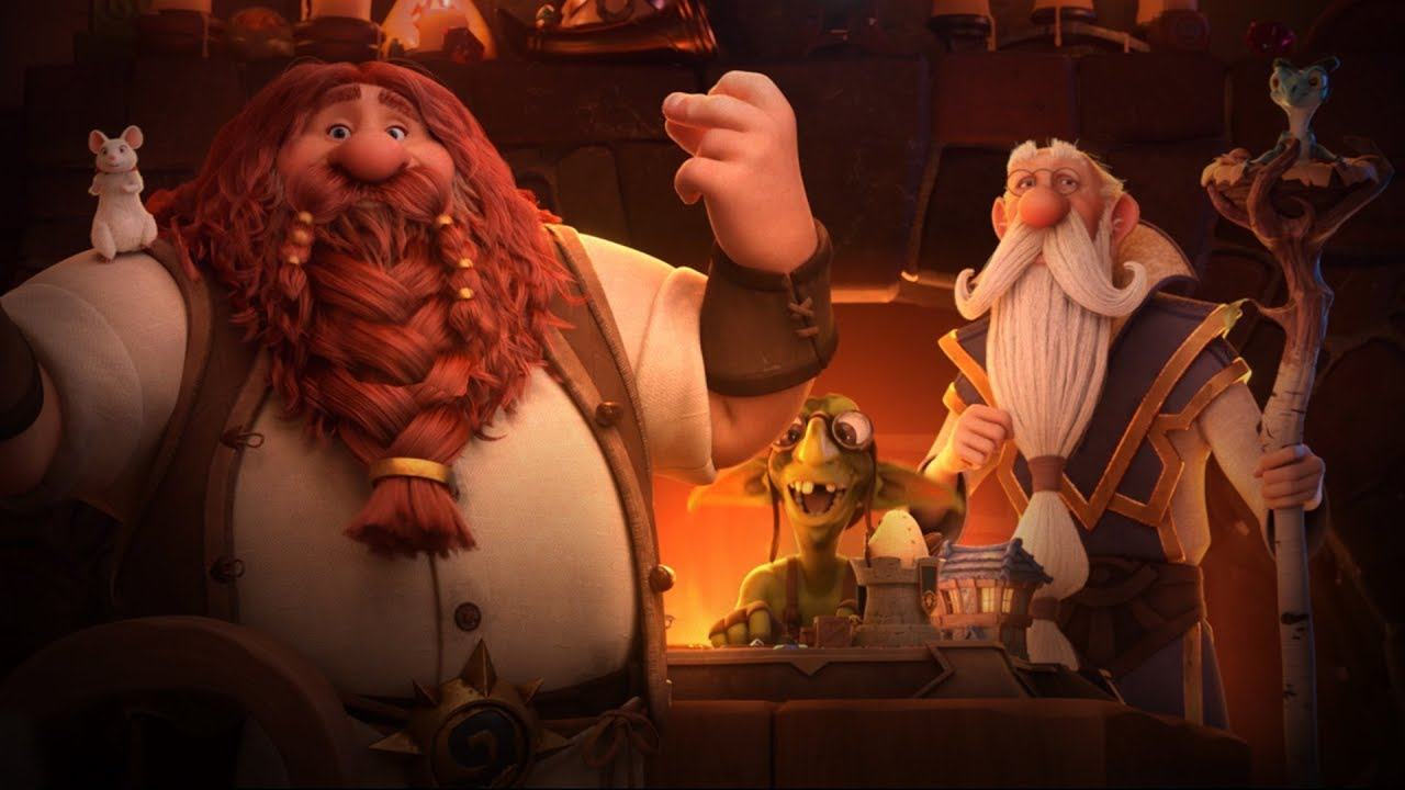 Get acquainted with Hearthstone's Tavern in this musical introduction
