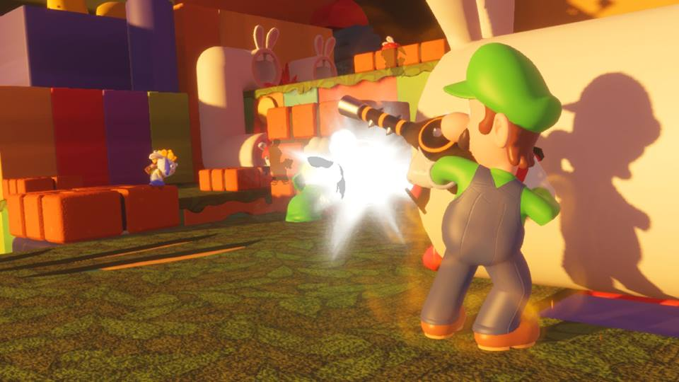 Mario + Rabbids Kingdom Battle – What do amiibo unlock?