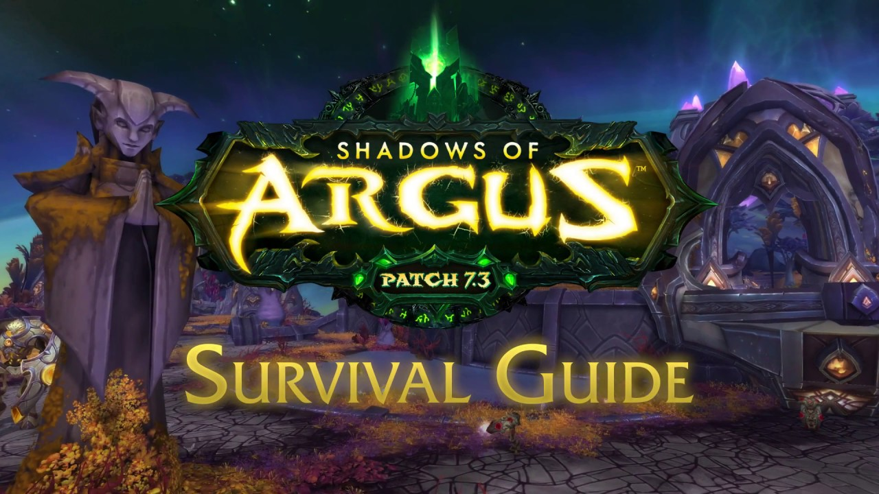 World of Warcraft: Shadows of Argus is live