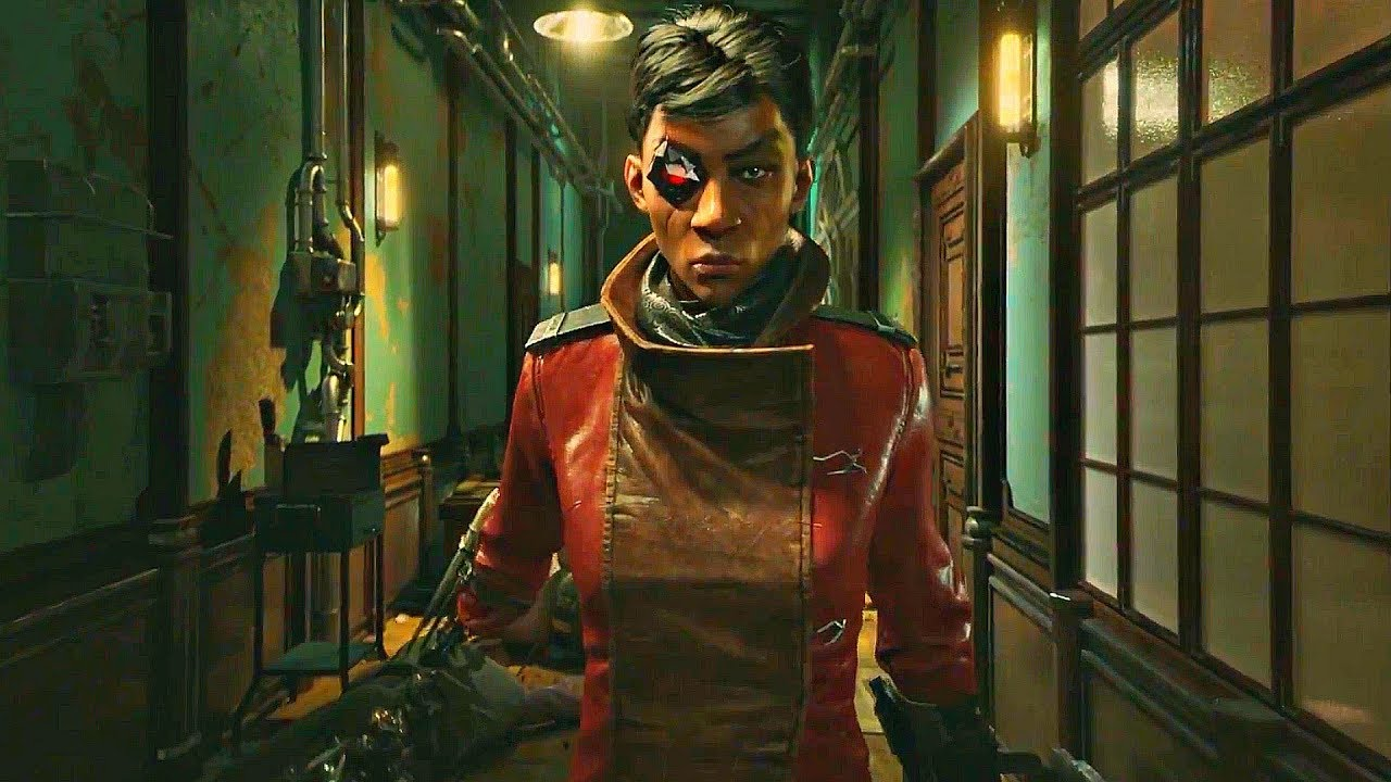 <h1> Review &#8211; Dishonored: Death of the Outsider <br> <h3> | Lurking Around the Outsider