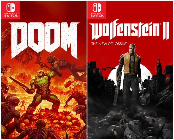 September Nintendo Direct – Skyrim, DOOM & Wolfenstein II: The New Colossus