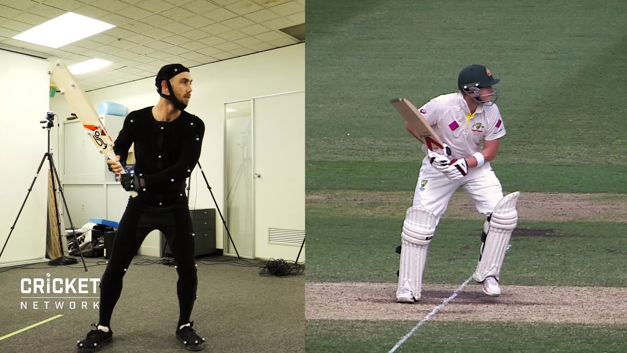 Glenn Maxwell takes us behind the scenes of motion capture on Ashes Cricket