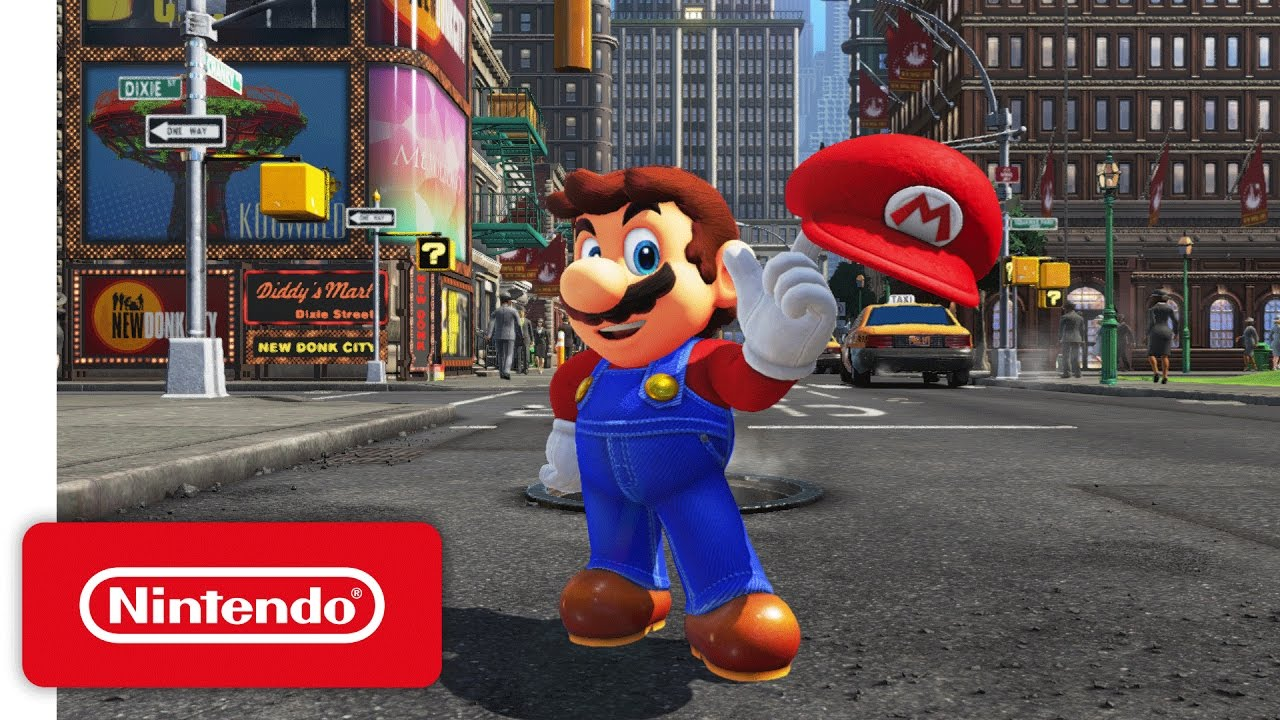September Nintendo Direct – Super Mario Odyssey