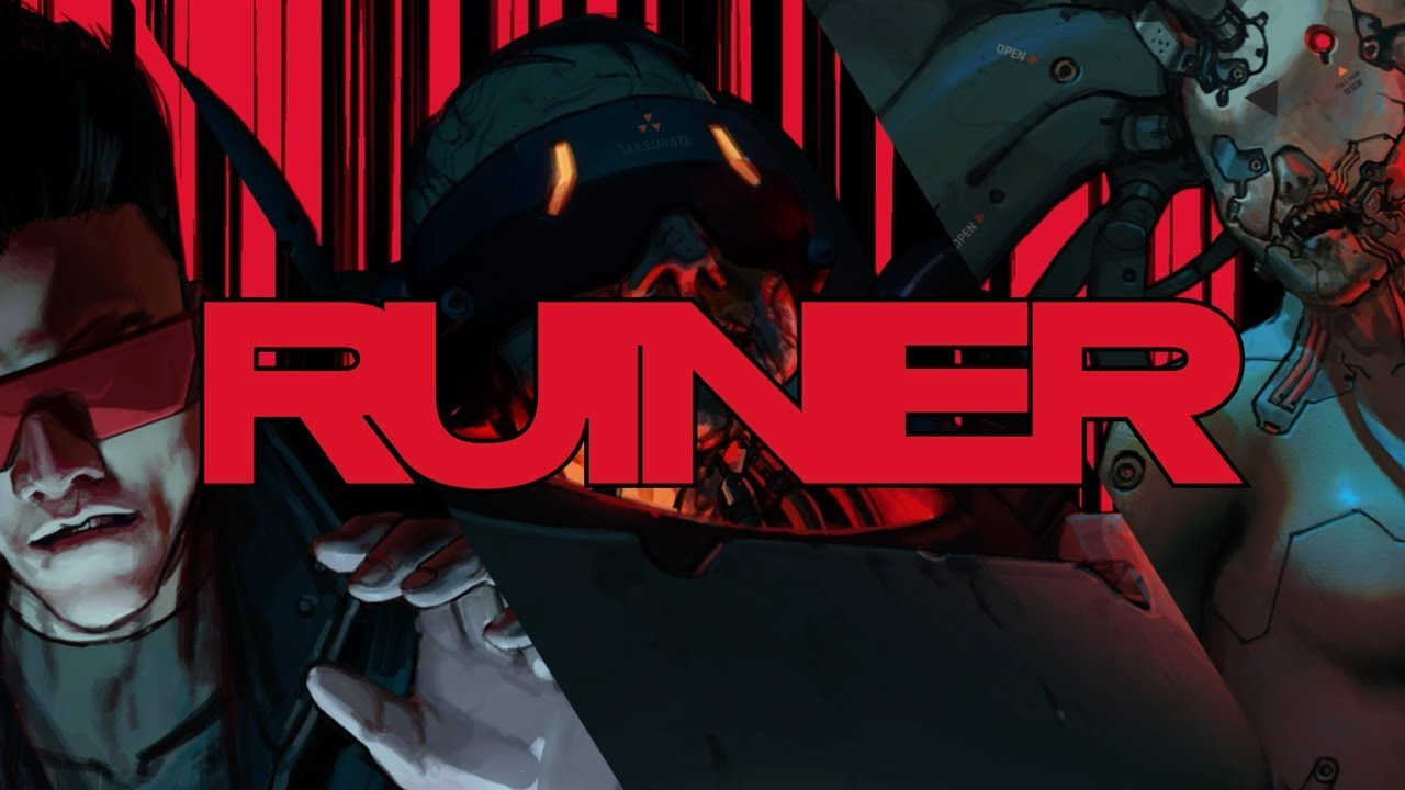 Celebrate RUINER's launch with gameplay footage of four bosses