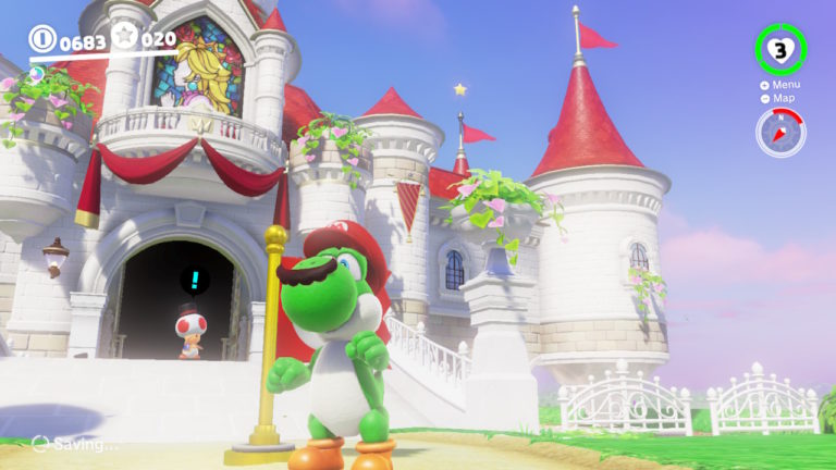 Super Mario Odyssey Guide – How to find Yoshi