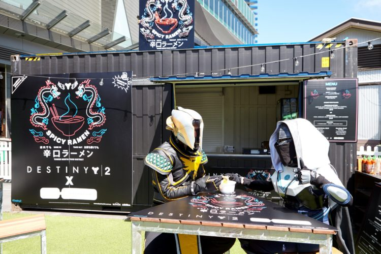 PAX Aus – Destiny 2's Ramen Pop-Up is the perfect break from the show