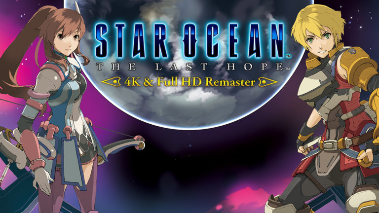 Star Ocean: The Last Hope remastered in 4K coming to PC and PS4