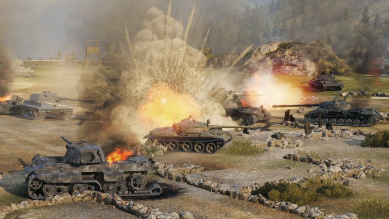 World of Tanks ANZ server gets extended hours due to player demand