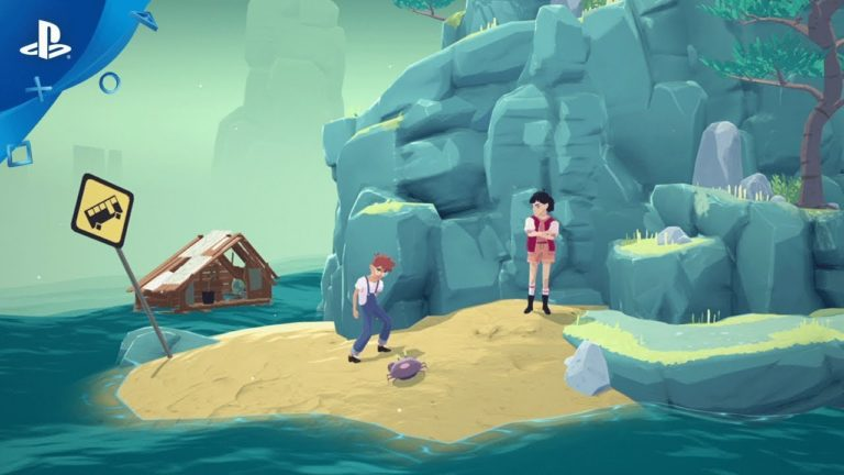 Paris Games Week 2017 – Aussie Devs The Voxel Agents' The Gardens Between coming to PS4 in 2018