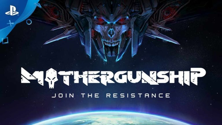 Mothergunship is coming to consoles in 2018