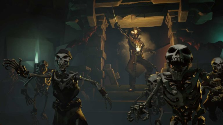 Preview – Hands on with Sea of Thieves