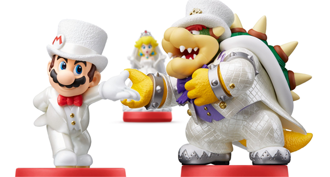 Super Mario Odyssey Guide – What do amiibo unlock?