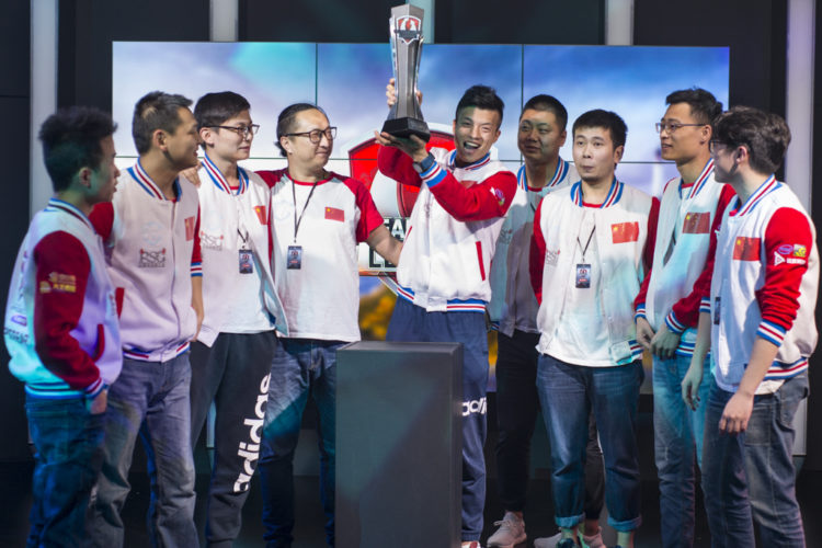 YaTo RSGaming claims victory at the World of Tanks APAC Finals, Team Efficiency takes second place