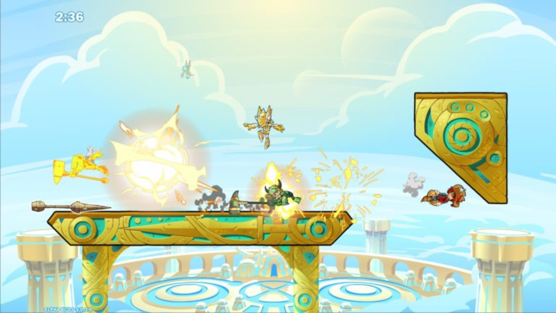 Review - Brawlhalla | PowerUp!