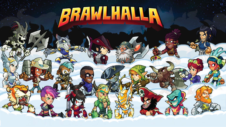 Review - Brawlhalla | PowerUp!