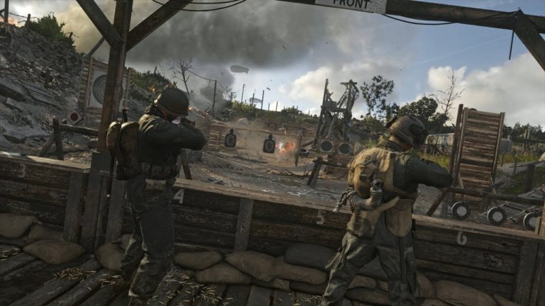 Call of Duty WWII Guide – What can you do in Headquarters?