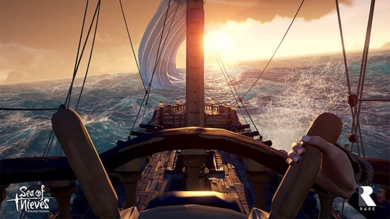 Sea of Thieves Technical Alpha Sign-Ups Close Next Week