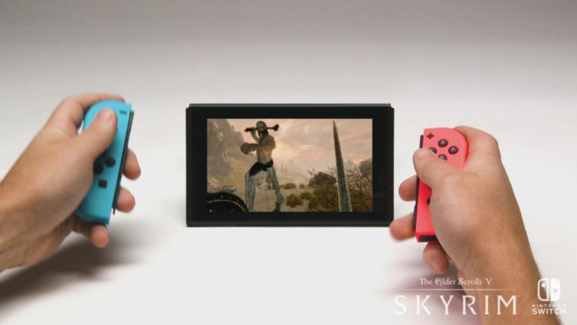 Skyrim - Switch Review | PowerUp!