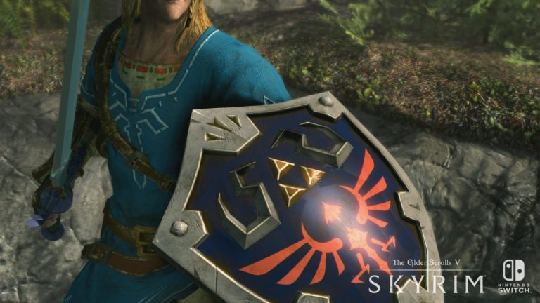 <h1> Skyrim &#8211; Switch Review <br> <h3> | The Elder Scrolls in your hands