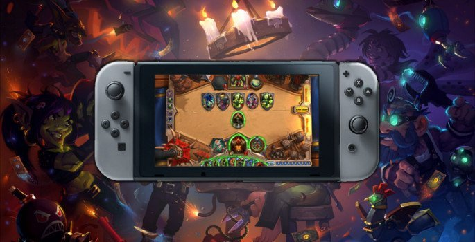 Blizzard There Are No Plans To Move Hearthstone To The Nintendo Switch