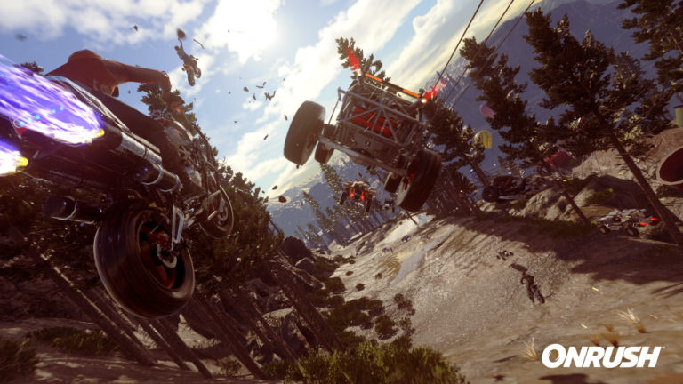 ONRUSH shows off its stylish action in a new gameplay trailer