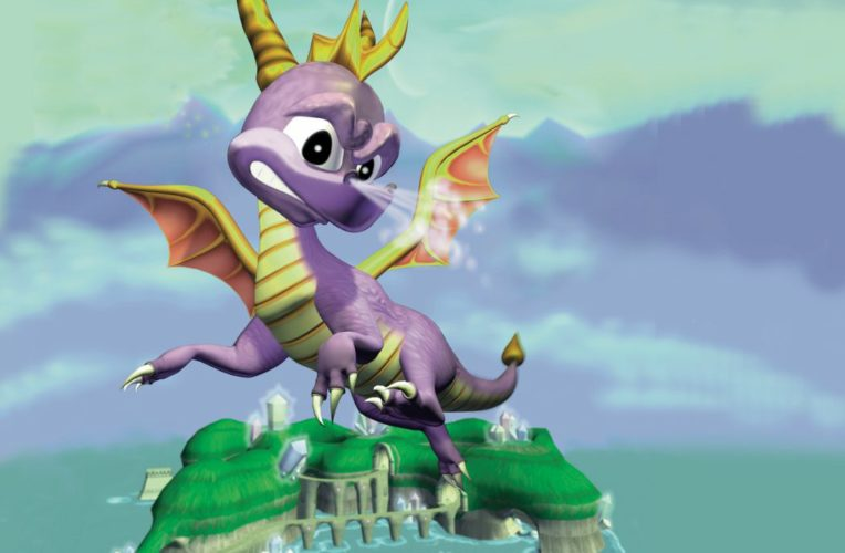 Spyro remaster reported to be launching for PS4 in 2018