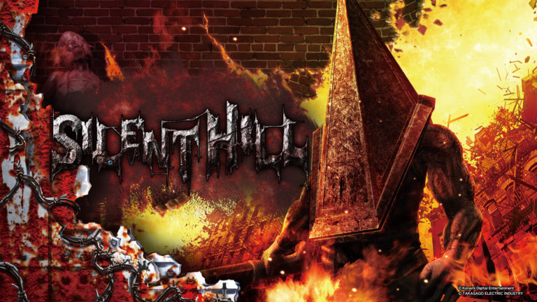 Konami has filed a trademark application for Silent Hill in the US