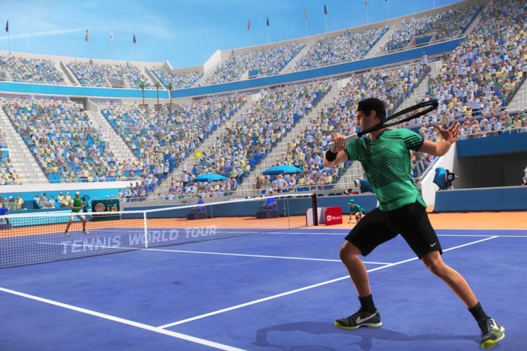 Tennis World Tour release date and packshot revealed