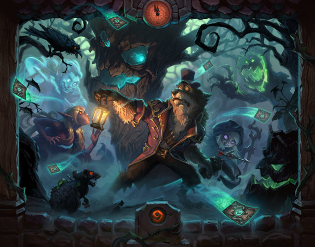 Ten new cards revealed for HearthStone's The Witchwood Expansion