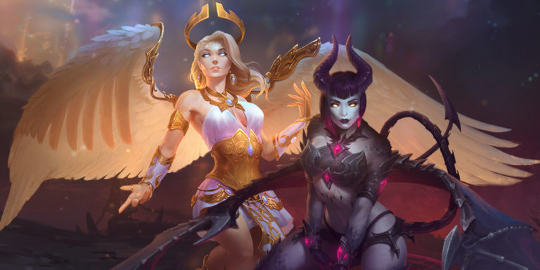 SMITE's new PVP Adventure is the Inner Demon Arena