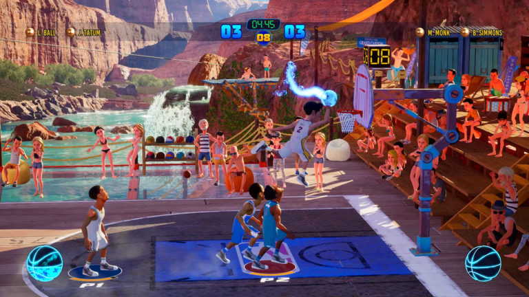 NBA Playgrounds 2 Hits the Hardwood This Summer