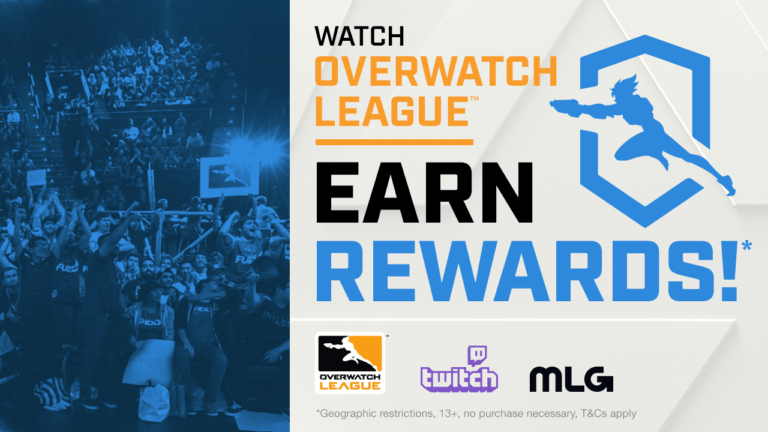Australian Overwatch League viewers can now earn OWL Tokens by watching